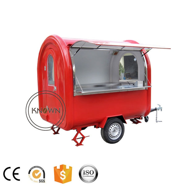 tuk tuk food trolley cart