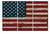 3Panel American USA Flag Wall Art Print On canvas no frame