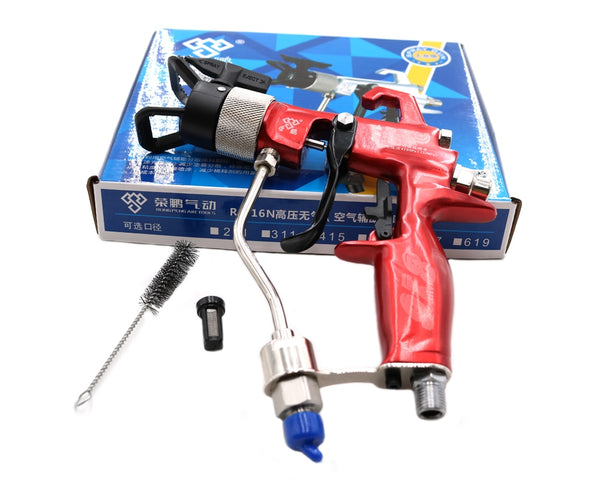 High Quality Airless Spray Gun With 517 Spray Tip