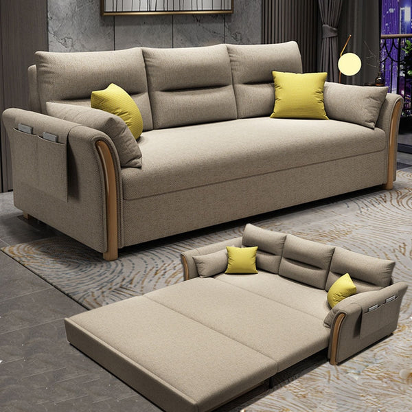 Nordic folding sofa bed dual-purpose