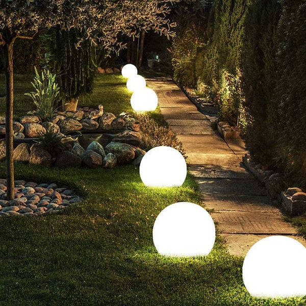 Waterproof LED Garden/Pool Ball Light