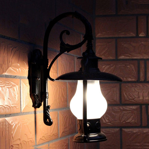 Outdoor wall light waterproof vintage lamp garden corridor villa sconce lamp WKS-OWL27
