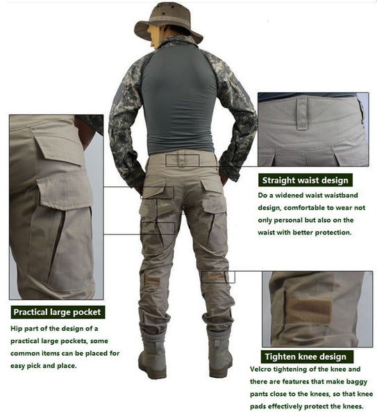 Cargo Trousers for men