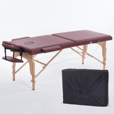 Professional Portable Spa Massage Tables Foldable with Bag
