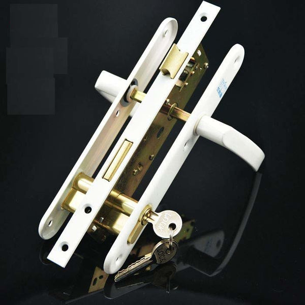 Security Steel Door  Mortise Locks 8525 for Sliding Door & Aluminum Door with double keys