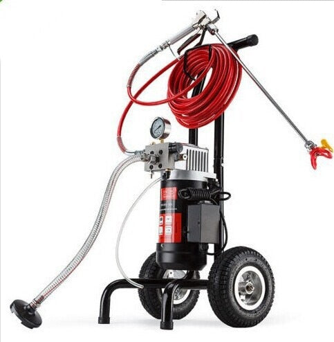 Airless Spray Gun Electric Paint Sprayer  M819-A Machine with 50cm extend pole 517/519Nozzle Tips