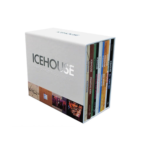 Icehouse: 40th Anniversary Limited Edition Box Set (10CD)