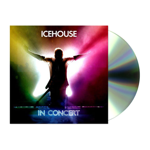 Icehouse In Concert (CD)