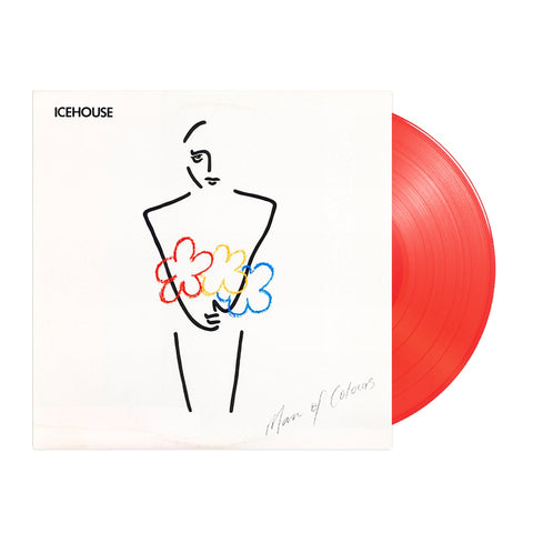 Man Of Colours (Red LP)