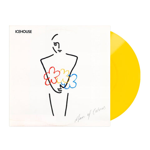 Man Of Colours (Yellow LP)