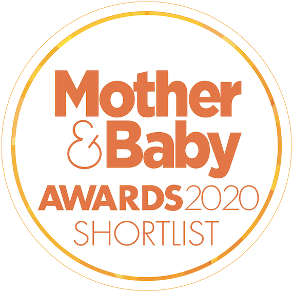 Mother and baby awads shortlist 2020 logo