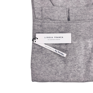 Load image into Gallery viewer, Folded Sweater showing lingua franca tag