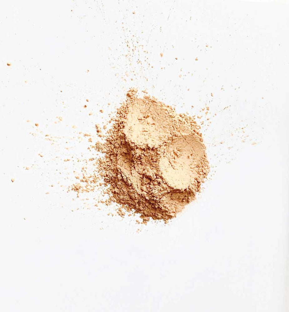 Load image into Gallery viewer, Pile of dusting powder on white
