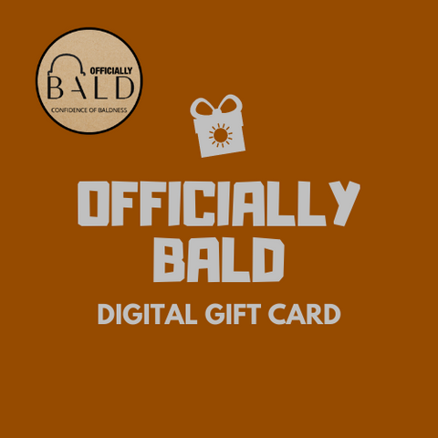 Officially Bald Gift Card
