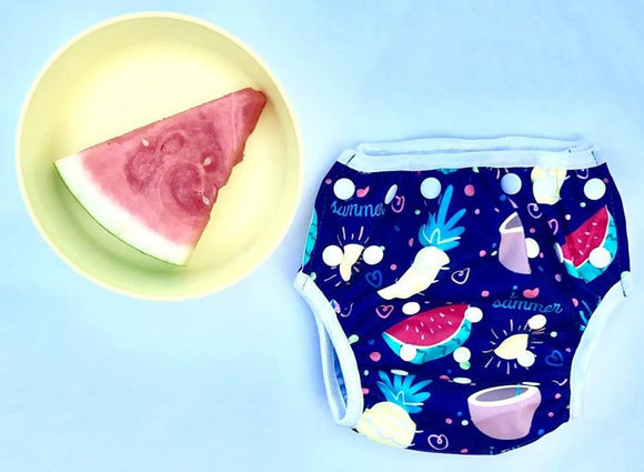 My Little Gumnut Swim Nappies - Summer Fruits