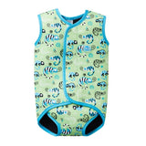 Splash About Baby Wrap - Green Gecko - Clearance