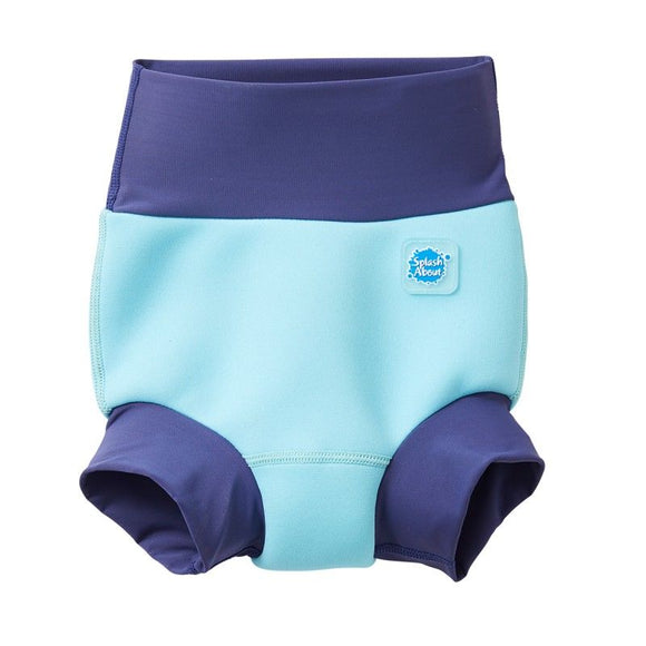 Splash About Happy Nappy Swim Nappy - Blue Cobolt