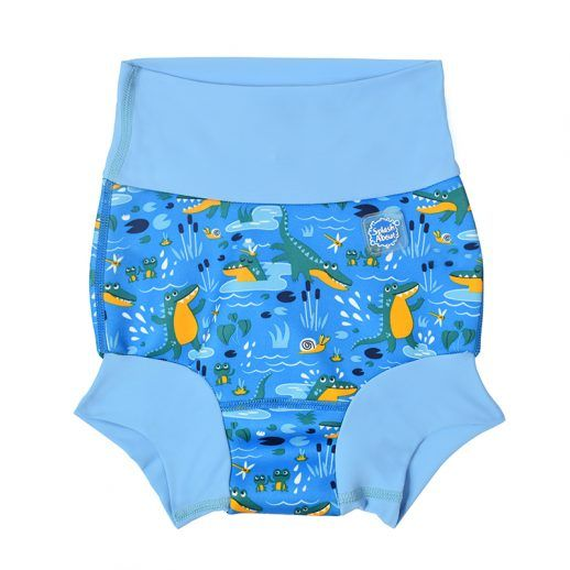 Splash About Happy Nappy Swim Nappy - Crocodile Swamp