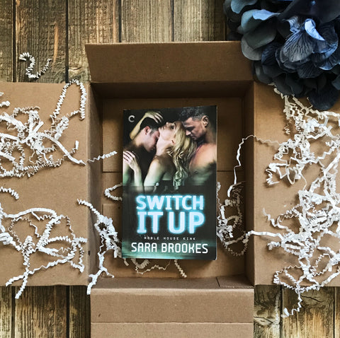 Switch It Up by Sara Brookes