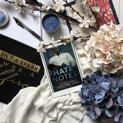 Hate Notes by Penelope Ward and Vi Keeland