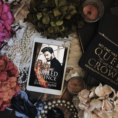The Exiled Prince by Jeana Mann