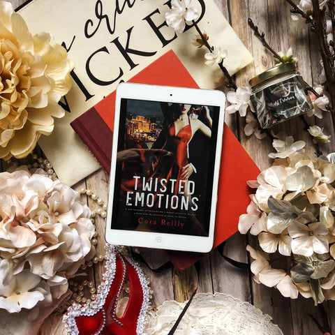 Twisted Emotions by Cora Reilly