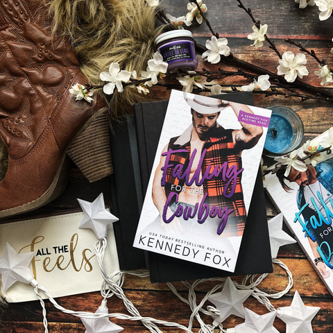 Falling For The Cowboy by Kennedy Fox