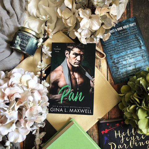 Pan by Gina Maxwell