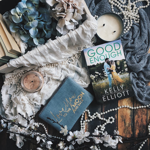 Good Enough by Kelly Elliott