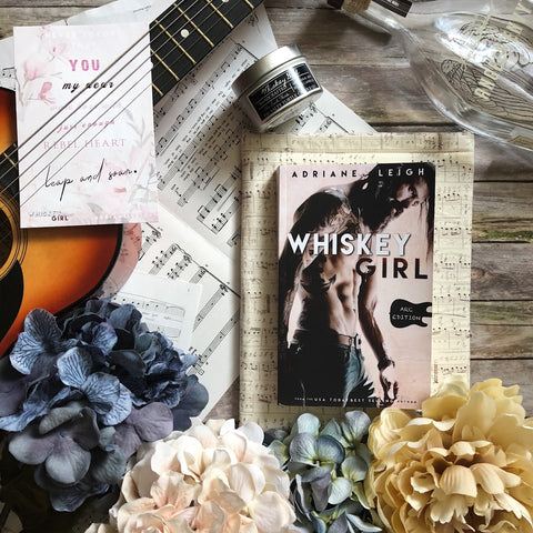 Whiskey Girl by Adriane Leigh