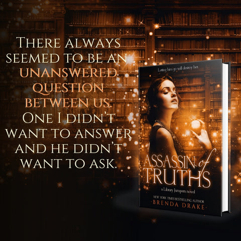 GIVEAWAY & EXCERPT - Assasin of Truths by Brenda Drake