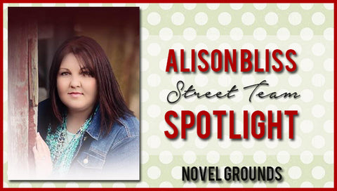 Street Team Spotlight: Alison Bliss
