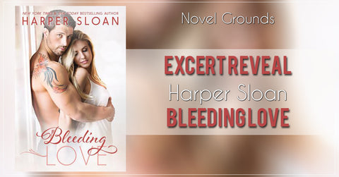 Bleeding Love Excerpt Reveal!