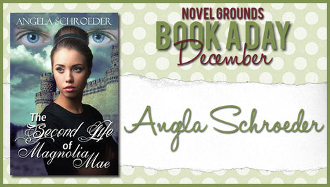 Book A Day Giveaway: The Second Life of Magnolia Mae by Angela Schroeder