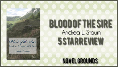Author Spotlight: Blood Of The Sire by Andrea L. Staum