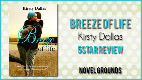 Breeze Of Life by Kirsty Dallas Blog Tour & Giveaway