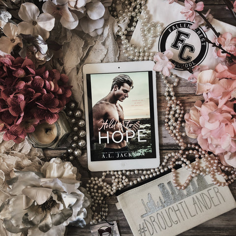 Hold on to Hope by A.L. Jackson