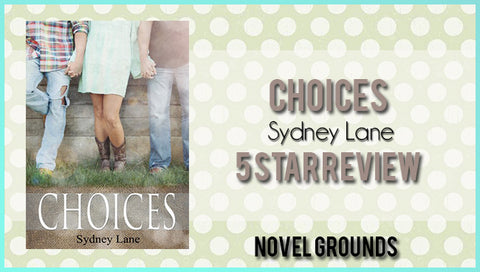 Choices by Sydney Lane Blog Tour