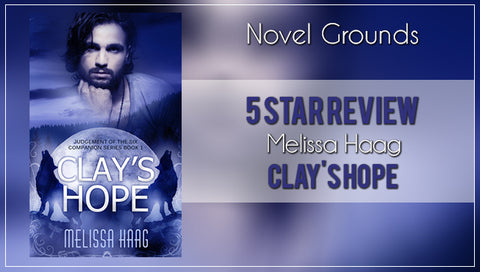 Clay's Hope by Melissa Haag
