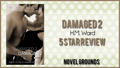 Damaged 2 by H.M. Ward