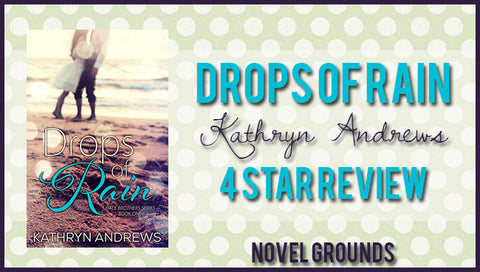 Drops of Rain by Kathryn Andrews (Hale Brothers #1)