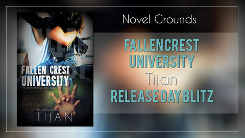 New Release! Fallen Crest University by Tijan