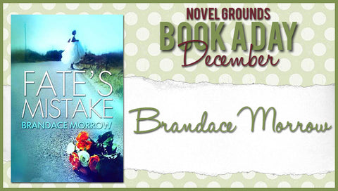 Book A Day December: Fate's Mistake by Brandace Morrow