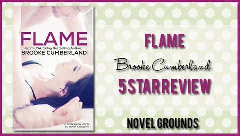 Flame by Brooke Cumberland