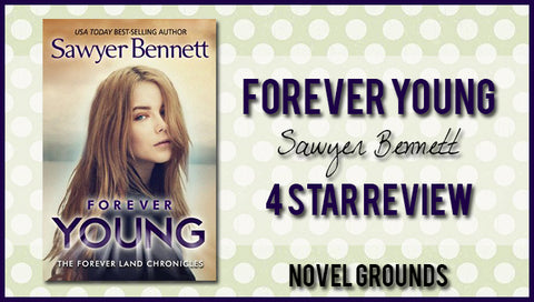 Forever Young by Sawyer Bennett