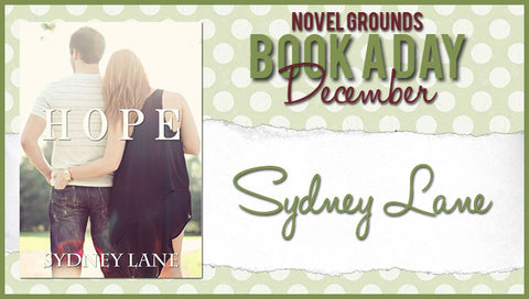 Book A Day December: Hope by Sydney Lane