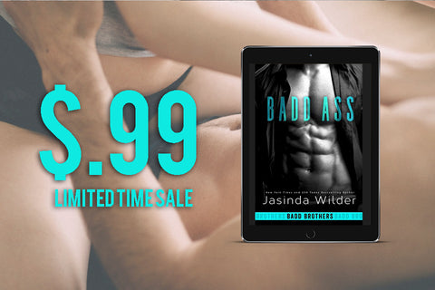 Badd Ass Sale from Jasinda Wilder