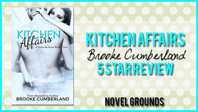 Author Spotlight: Kitchen Affairs (RT #1) by Brooke Cumberland