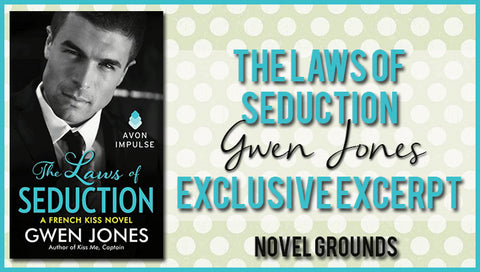 Exclusive Teaser: The Laws Of Seduction by Gwen Jones