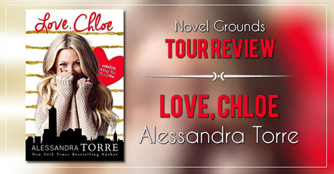 Love, Chloe by Alessandra Torre
